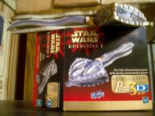 Buy Star Wars Gungan Sub 3-D Puzzle