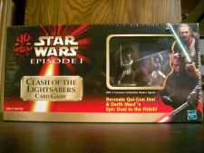 Buy Star Wars Clash of the Lightsaber Card Game