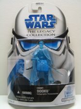 Buy Star Wars The Legacy Collection Count Dooku