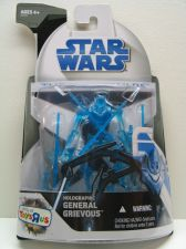 Buy Star Wars The Clone Wars Holographic General Grievous