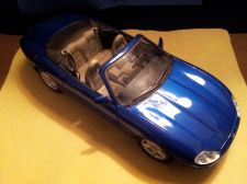 Buy Maisto Special Edition Jaguar XK8 Convertible 1:18 Scale