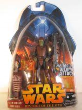 Buy Star Wars Revenge of the Sith Neimoidian Warrior