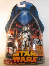 Buy Star Wars Revenge of the Sith Clone Commander (Green)