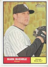 Buy 2010 Topps Heritage #157 Mark Buehrle