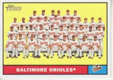 Buy 2010 Topps Heritage #159 Baltimore Orioles
