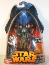 Buy Star Wars Revenge of the Sith Commander Gree