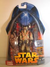 Buy Star Wars Revenge of the Sith Wookiee Warrior (Light Brown)