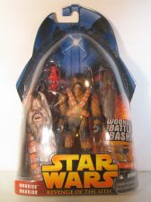 Buy Star Wars Revenge of the Sith Wookiee Warrior (Dark Brown)