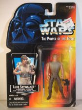 Buy Star Wars The Power of the Force Luke Skywalker in Dagobah Fatigues