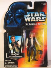 Buy Star Wars The Power of the Force Han Solo Heavy Assault Rifle