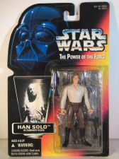 Buy Star Wars The Power of the Force Han Solo in Carbonite Block