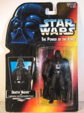 Buy Star Wars The Power of the Force Darth Vader (Long Lightsaber)