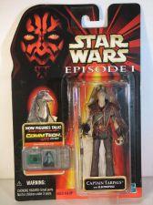 Buy Star Wars Episode 1 Captain Tarpals .0100