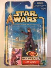 Buy Star Wars Attack of the Clones Zam Wesell (Face-Reveal)