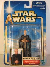 Buy Star Wars Attack of the Clones Supreme Chancellor Palpatine