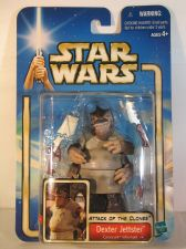Buy Star Wars Attack of the Clones Dexter Jettster