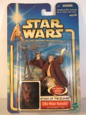 Buy Star Wars Attack of the Clones Obi-Wan Kenobi