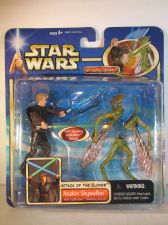Buy Star Wars Attack of the Clones Anakin Skywalker (Slashing Action)