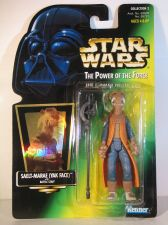Buy Star Wars The Power of the Force Saelt-Marae (Yak Face)