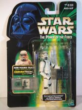 Buy Star Wars The Power of the Force CommTech Stormtrooper
