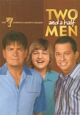 Buy TWO AND HALF MEN COMPLETE SEVENTH SEASON