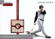 Buy Adam Dunn 2005 Topps Pristine Game-Used Bat Card #PPC-AD (019/425)
