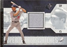 Buy Shawn Green 2007 SPX Super Star Swatches Game-Used Jersey Card #188 (383/800)