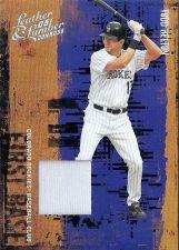 Buy Todd Helton 2005 Donruss Leather & Lumber Game-Worn Jersey Card #128 (080/250)