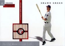 Buy Shawn Green 2005 Topps Pristine Game-Used Bat Card #PPC-SG (019/425)