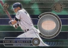 Buy Carlos Guillen 2001 Pacific Private Stock Game-Used Bat Card #157