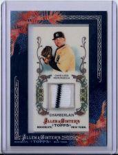 Buy Joba Chamberlain 2011 Allen & Ginter's Game-Worn Jersey Card #AGR-JC