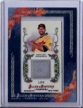 Buy Derrek Lee 2011 Topps Allen & Ginter's Game-Used Bat Card #AGR-DL