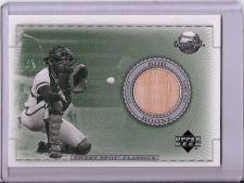 Buy Bob Boone 2002 Sweet Spot Classics Game-Used Bat Card #B-BBo