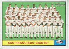 Buy 2010 Topps Heritage #167 San Francisco Giants
