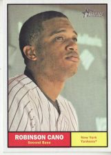 Buy 2010 Topps Heritage #180 Robinson Cano