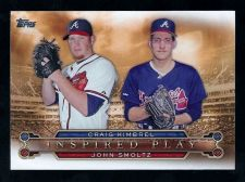 Buy 2015 Topps Inspired Play #I13 Craig Kimbrel John Smoltz - NM-MT