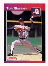Buy 1989 Donruss #381 Tom Glavine