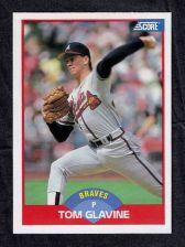 Buy 1989 Score #442 Tom Glavine
