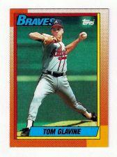 Buy 1990 Topps #506 Tom Glavine