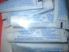 Buy Vaniply Ointment Tattoo Skin Protection Travel size .014 oz lot 7 USA seller