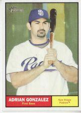Buy 2010 Topps Heritage #188 Adrian Gonzalez
