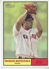 Buy 2010 Topps Heritage #193 Daisuke Matsuzaka