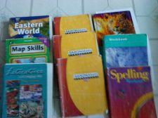 Buy GRADE 6 FULL YEAR CURRICULUM 5 SUBJECT SET