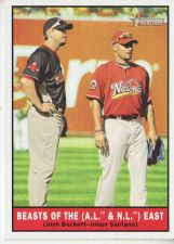 Buy 2010 Topps Heritage #201 Beasts of the east