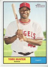 Buy 2010 Topps Heritage #202 Torii Hunter