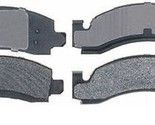 Buy ACDelco Professional Durastop 17D149MX Front Disc Brake Pads Set