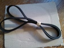 Buy Used Nordictrack CX1055 Replacement Elliptical Drive Belt Part # 201296