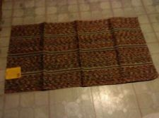 "Buy 2 Rectangle Multi-Color Braided Reversible Rug 24"" x 45"""