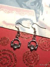 Buy Celtic Claddagh Earrings