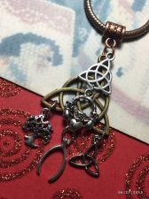 Buy CelticTriquetra Claddagh Wishbone Tree Trinity European Charm